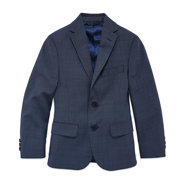 Collection By Michael Strahan Boys Regular Fit Suit Jacket