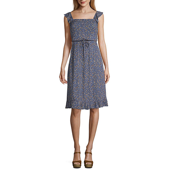 Arizona Sleeveless Sundress Juniors