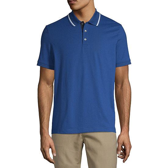 Axist Mens Short Sleeve Polo Shirt