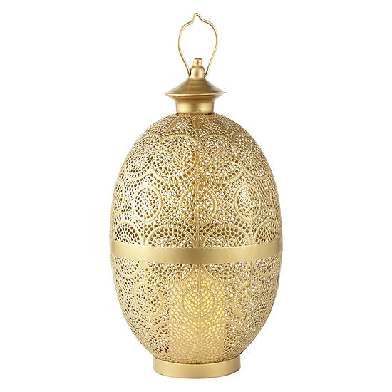 JCPenney Home Copper Decorative Lantern