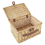 Peyton & Parker Nested Cattail Picnic Basket