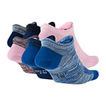 Nike Lightweight 6 Pair No Show Socks - Womens