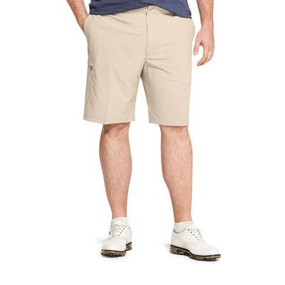 IZOD Swing Flex Cargo Shorts Mens Mid Rise Stretch Golf Short-Big and Tall