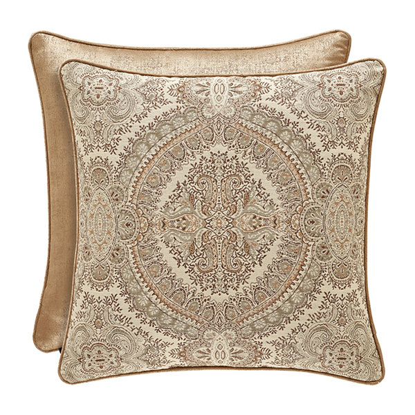 Queen Street Santorina 20 Inch Square Throw Pillow