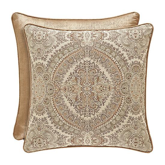 Queen Street Santorina Square Throw Pillow
