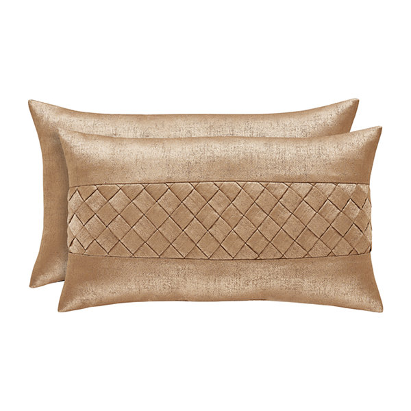 Queen Street Santorina Boudoir Throw Pillow