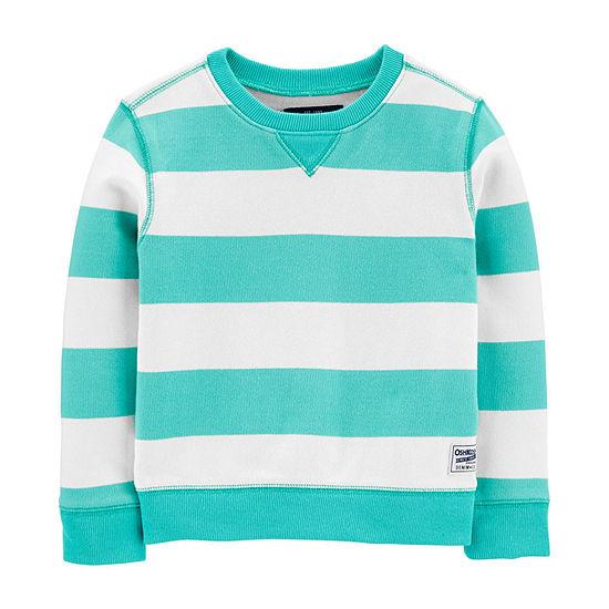 Oshkosh-Toddler Boys Long Sleeve T-Shirt