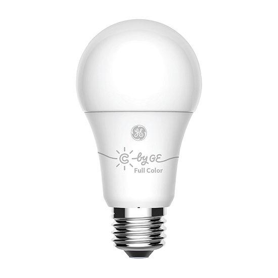 C by GE Full Color Smart Bulbs - Set of 2 LED A19 Bulbs