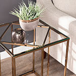 Southern Enterprises Plegi End Table