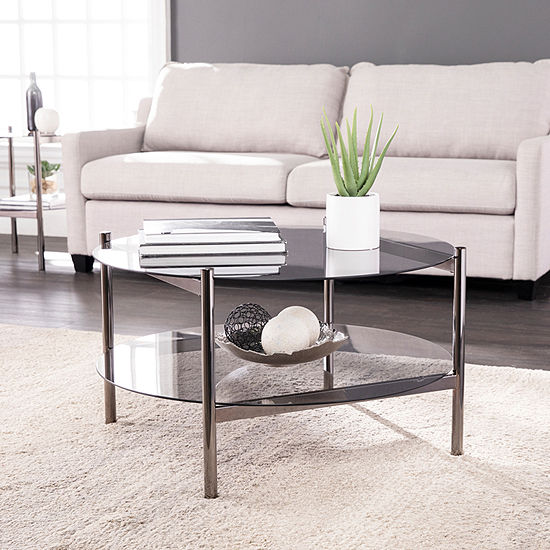 Southern Enterprises Oldtham Coffee Table
