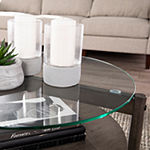 Southern Enterprises Queall Coffee Table