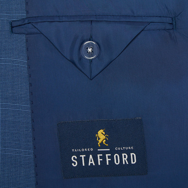 Stafford Super Stretch Classic Fit Suit Jacket
