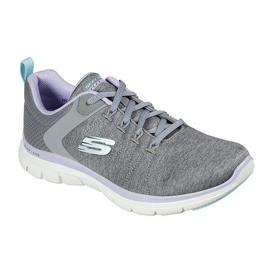 Skechers Sk Flex Appeal 4.0 Womens Sneakers