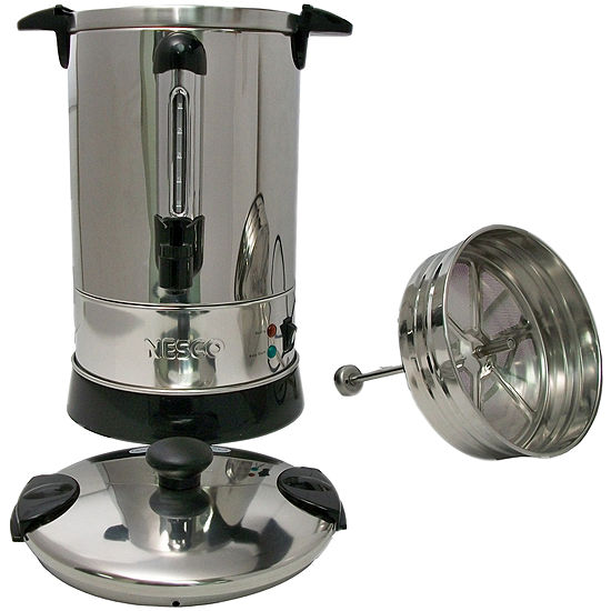 Nesco Cu 30 30 Cup Stainless Steel Coffee Urn