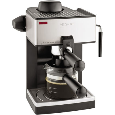 mr coffee caf espresso maker