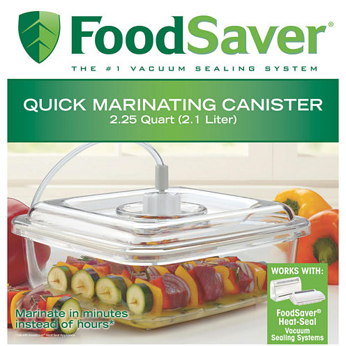FoodSaver® Quick Marinating Canister