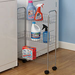 Household Essentials® 3-Shelf Utility Cart