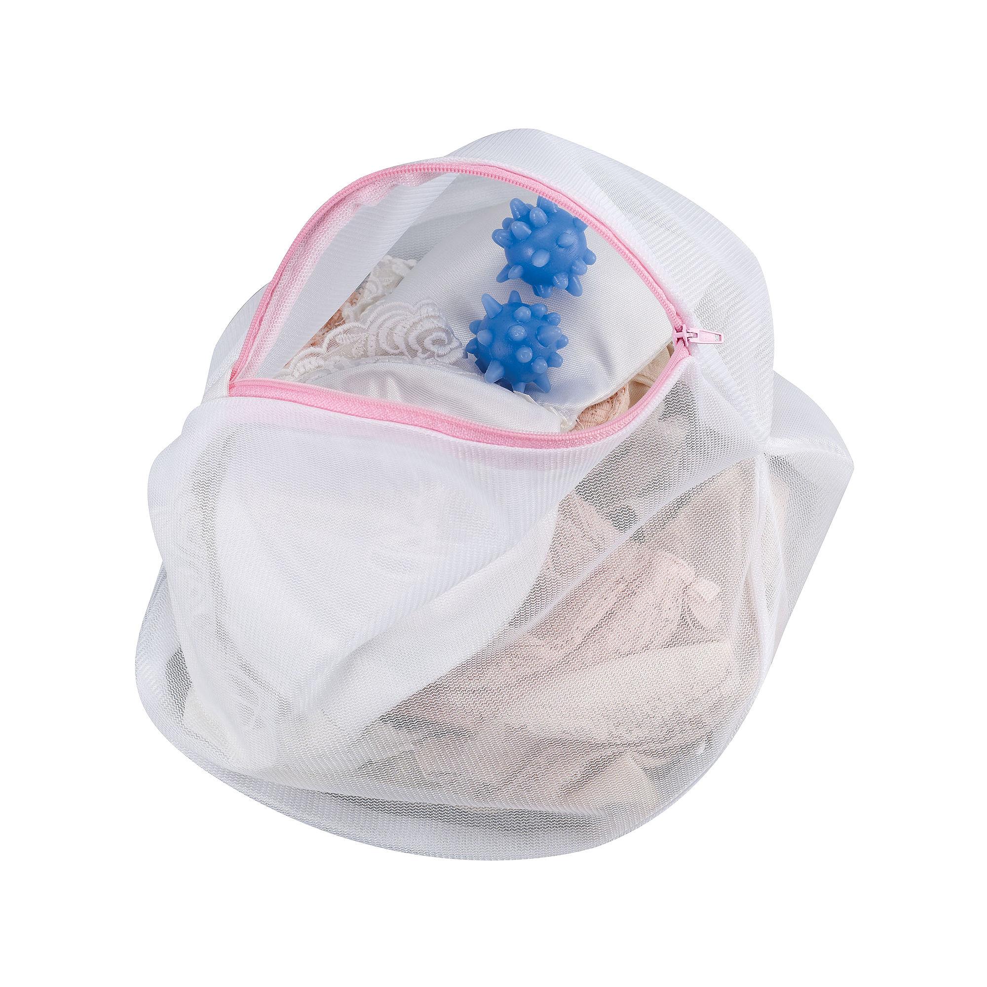 Household Essentials Lingerie Bag + Wash Balls