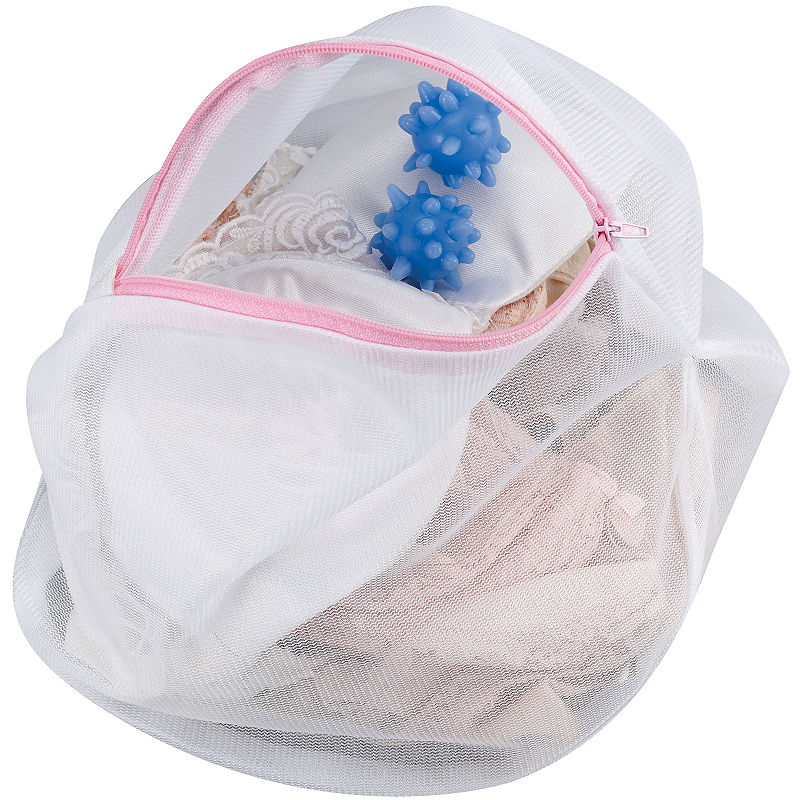 Household Essentials Lingerie Bag + Wash Balls