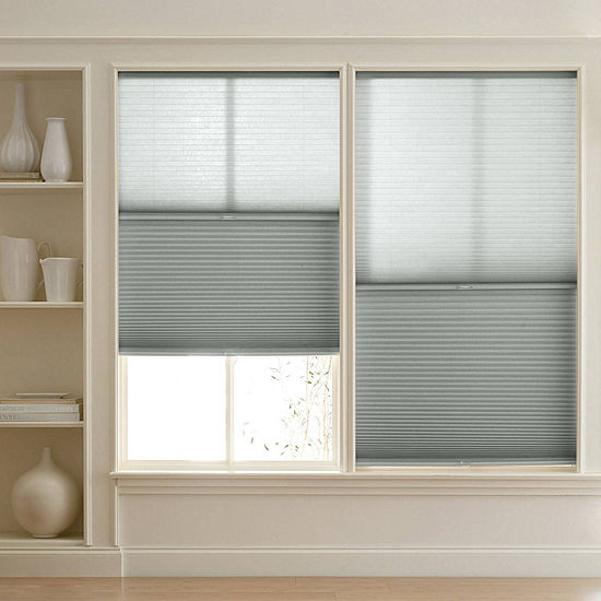 Jcp Home Room Darkening Daynight Cordless Cellular Shade
