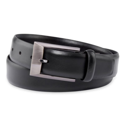 Van Heusen® Black Leather Belt