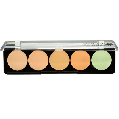 MAKE UP FOR EVER 5 Camouflage Cream Palette