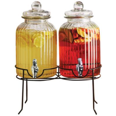 Circleware Double Ridge Beverage Dispenser