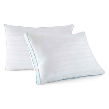 JCPenney Home™ Select Support 2-Pack Medium Pillows