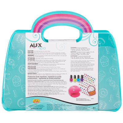 Alex Toys Style and Go Nail Studio