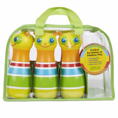 Melissa & Doug® Giddy Buggy Bowling Set