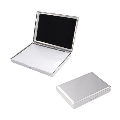 Natico Silver Memo Box