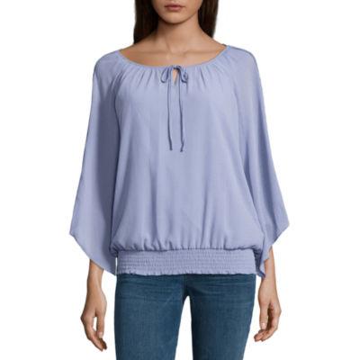 Alyx Crochet Sleeve Top
