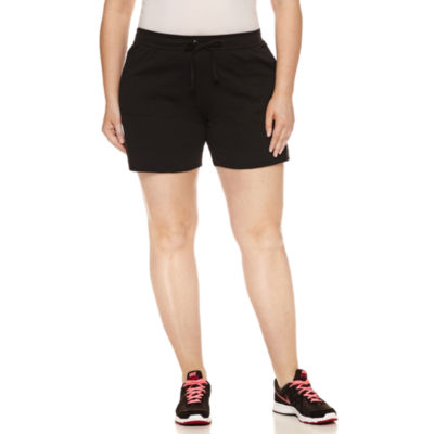 "Spalding Womens 6"" Bermuda Short-Plus"