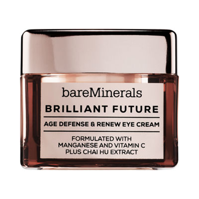 bareMinerals Brilliant Future™ Age Defense & Renew Eye Cream