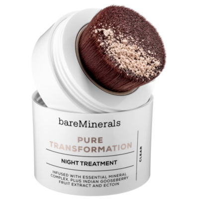 bareMinerals Pure Transformation™ Night Treatment