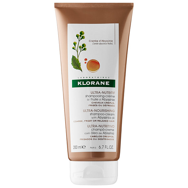 Ultra-Nourishing Shampoo-Cream With Abyssinia Oil