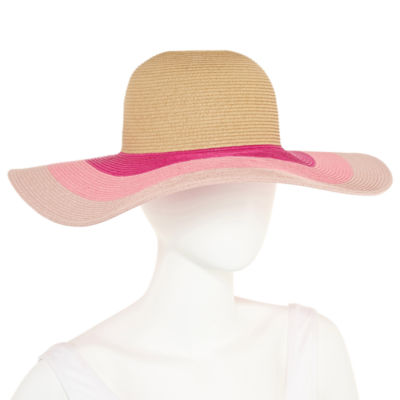 August Hat Co. Inc. Rainbow Floppy Hat