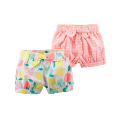 Carter's Baby Shorts NB-24M
