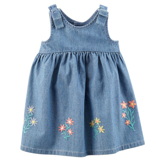 Carter's Sleeveless Sundress - Baby Girls