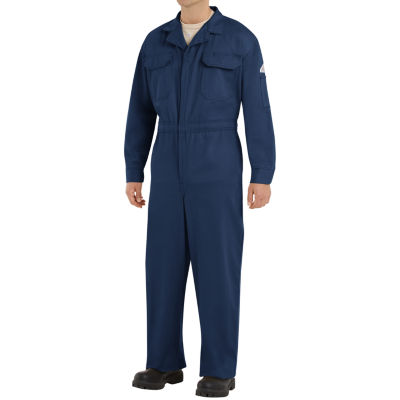 Bulwark FR Comfort Touch Uniform Coverall Big and Tall