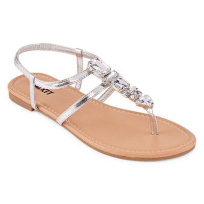 Mixit Jeweld Strap Sandals
