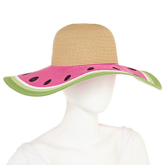 August Hat Co. Inc. Watermelon Floppy Hat