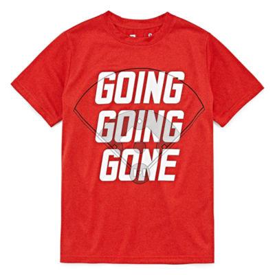 Xersion Quick-Dri Graphic T-Shirt Boys Husky