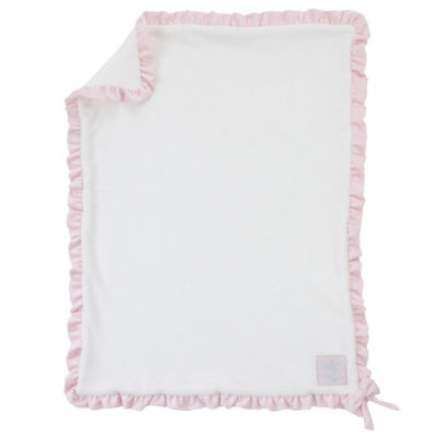 Nojo Ballerina Bows Baby Blankets
