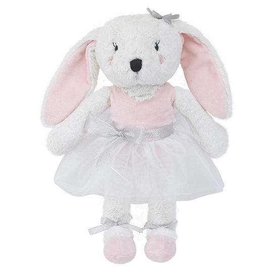 Nojo Ballerina Bows Bunny