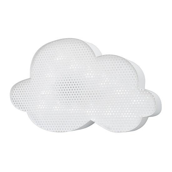Nojo Lighted Mesh Cloud Wall Decor Kits
