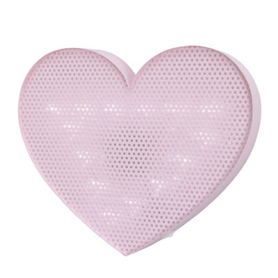 Nojo Little Love Heart Light Up Mesh Decor Kits
