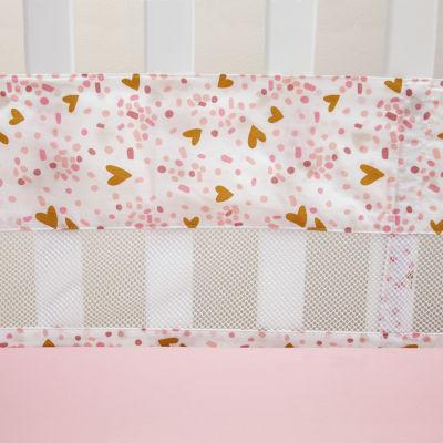 Nojo She'S So Lovely 1 Pair Microfiber Crib Liner