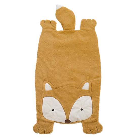 Nojo Tummy Time Fox Nap Mat