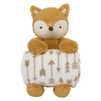 Nojo Rust Plush Fox